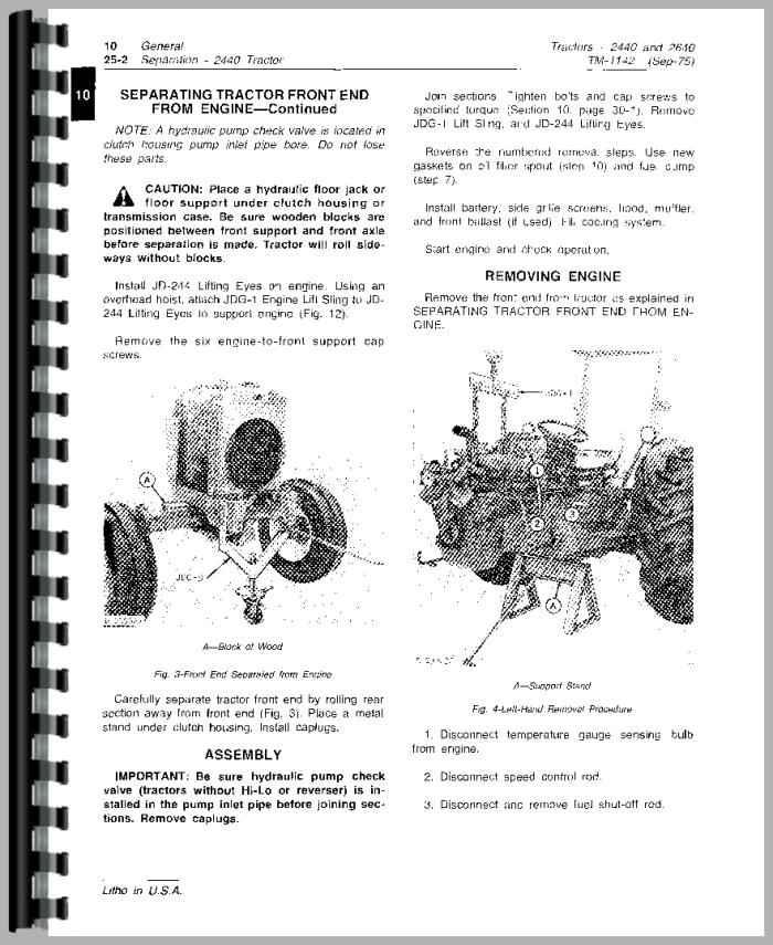 JohnDeere 2440 Tractor Manual_93201_3__26362 john deere 2440 tractor service manual