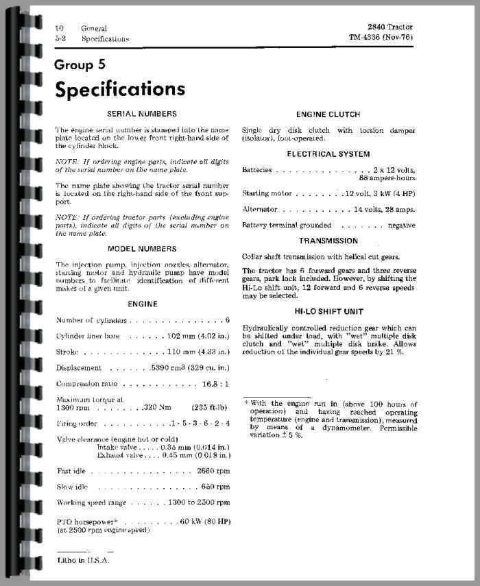 john deere 3130 tractor service manual rh agkits com John Deere 265 Manual john deere 265 service manual pdf