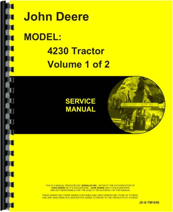 John Deere 4230 Tractor Service Manual. John Deere 4230 Tractor Service Manual Htjdstm1056. John Deere. John Deere 4230 Parts Diagram Air Conditioning At Scoala.co