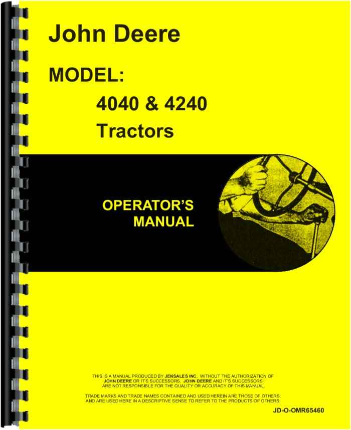 JohnDeere 4240 Tractor Manual_93510_1__94115 john deere 4040 hydraulic diagram trusted wiring diagrams