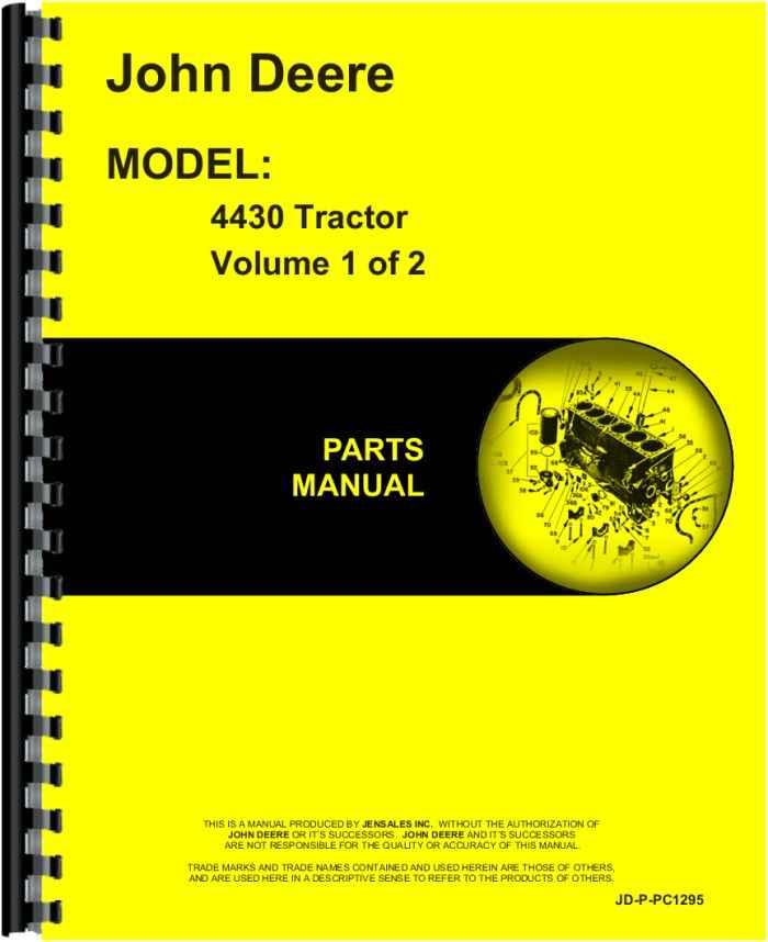 JohnDeere 4430 Tractor Manual_93572_1__48495 john deere 4430 tractor parts manual