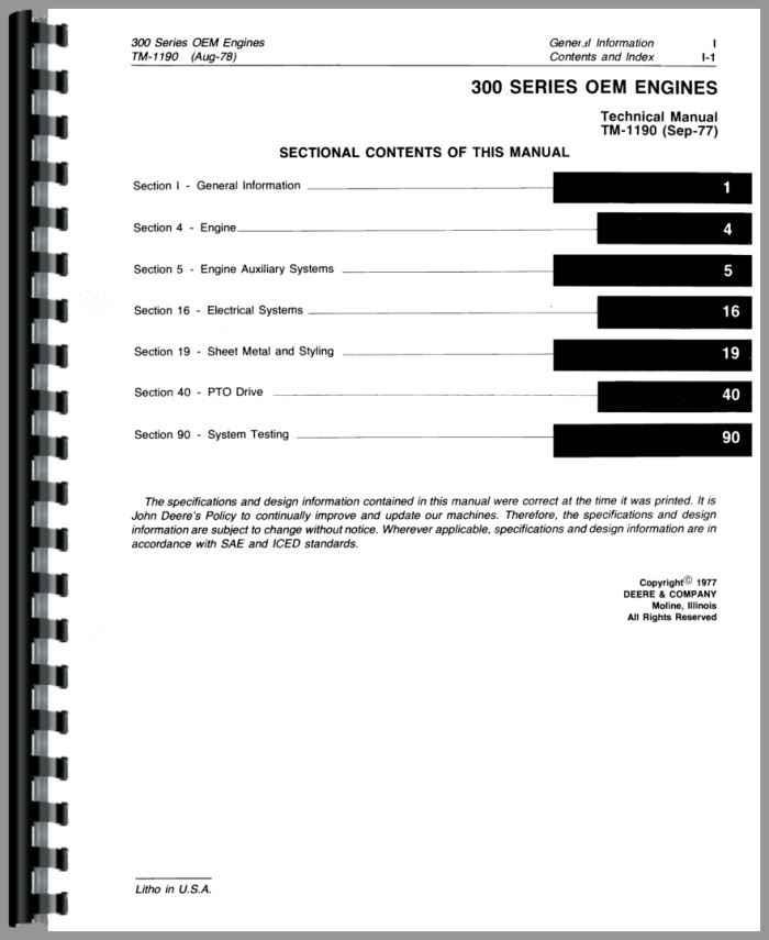 john deere 329d service manual