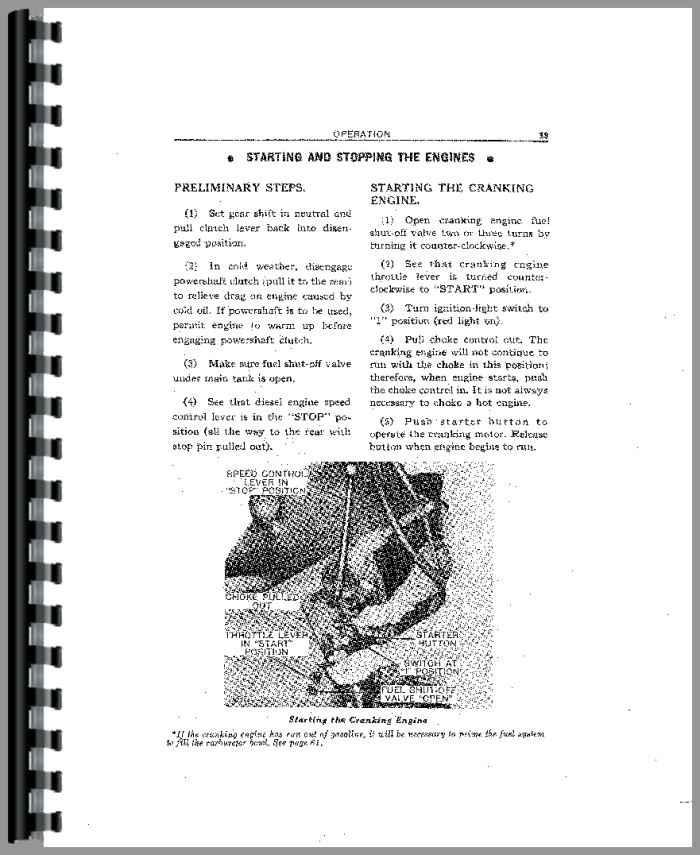 john deere 820 tractor operators manual tractor manual tractor manual tractor manual