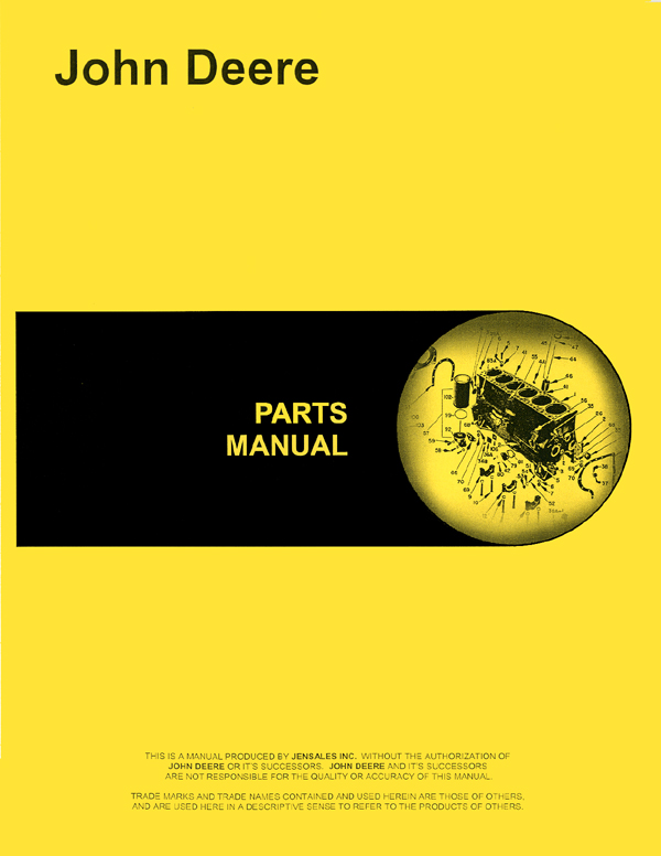 gm parts manuals
