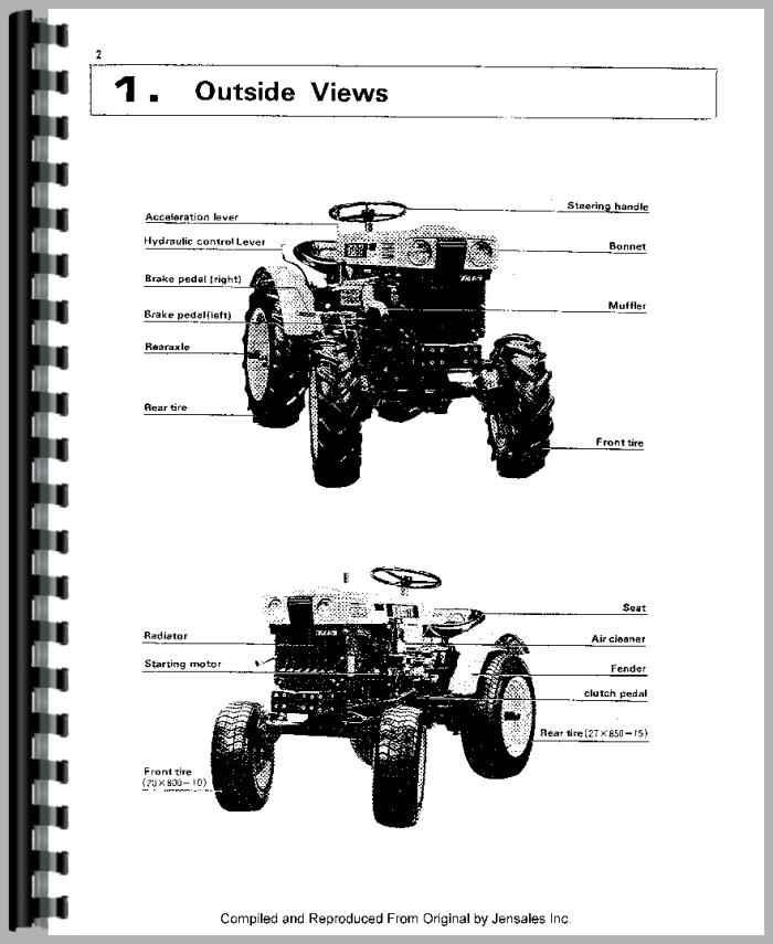 Kubota Tractor Schematics : Kubota b parts manuals related keywords