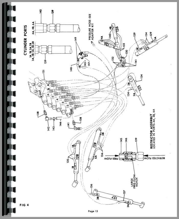 Wiring Diagram L4400 Kubota Tractor Kubota L4400 Parts