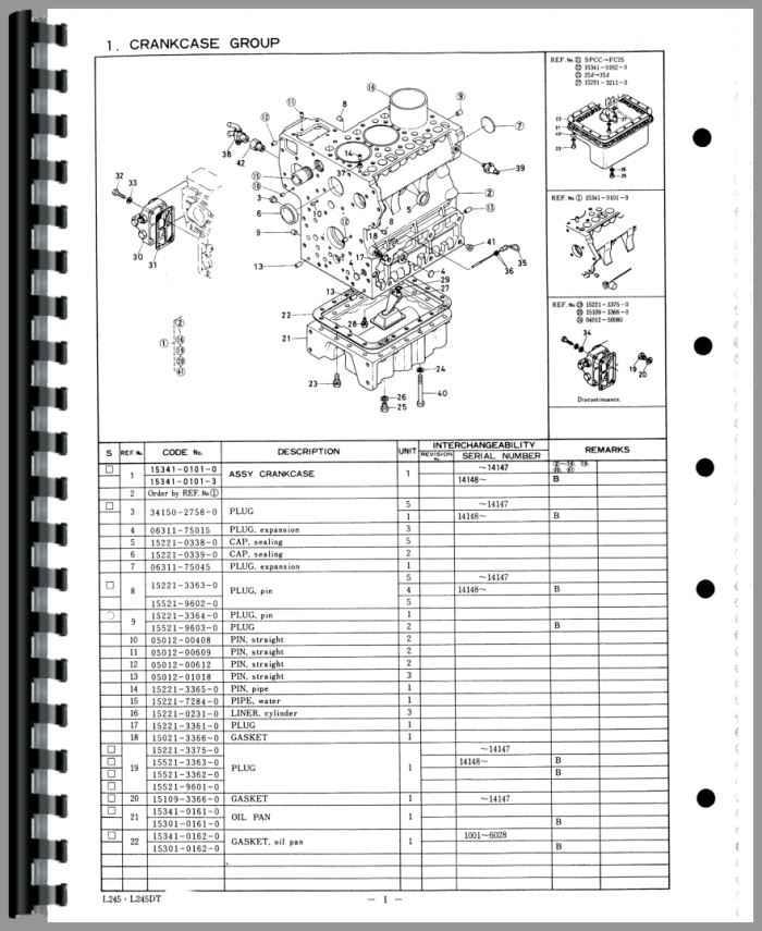 kubota l245 engine diagram wiring diagram document guide