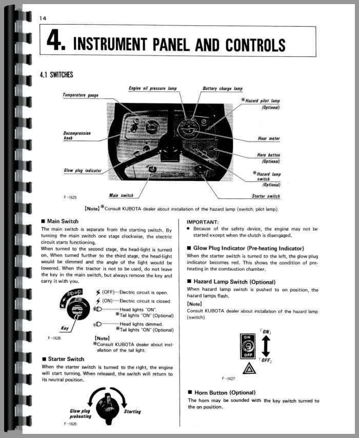 Kubota L345 Parts Diagram Online Electrical Work Wiring Diagram