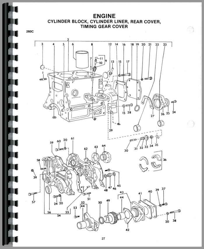 long tractor engine parts diagrams long tractor engine diagram long 1580 tractor parts manual