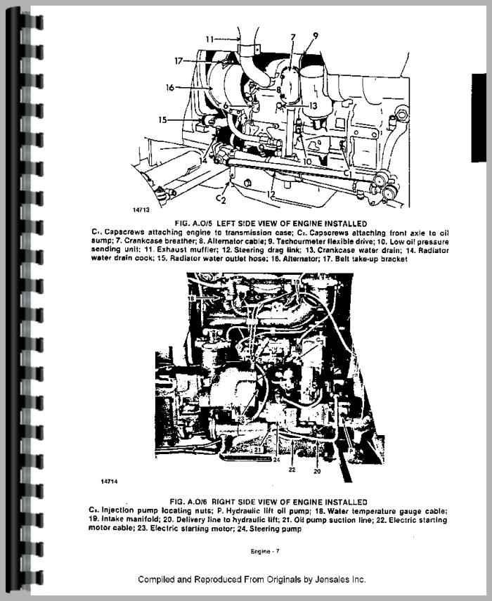 long 360 tractor service manual rh agkits com Long Tractors History Long Farm Tractors