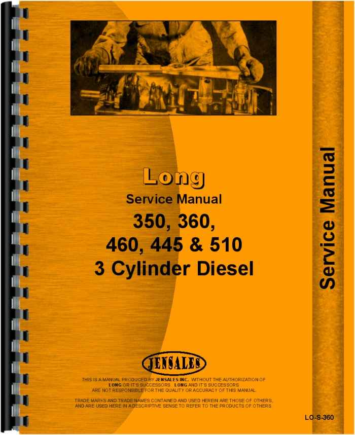 long 445 tractor service manual. Black Bedroom Furniture Sets. Home Design Ideas
