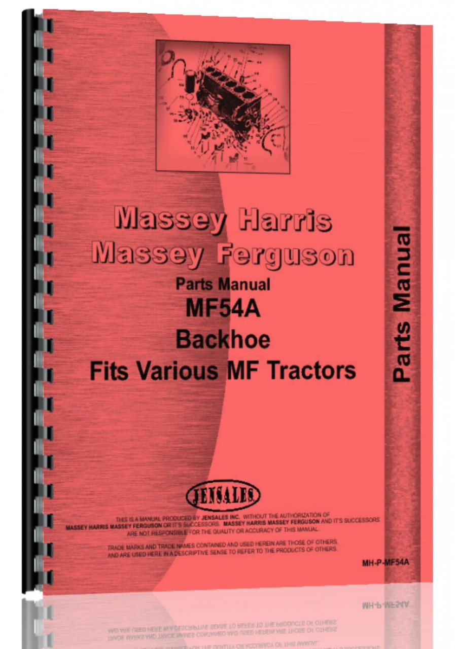 massey ferguson 50 manual pdf
