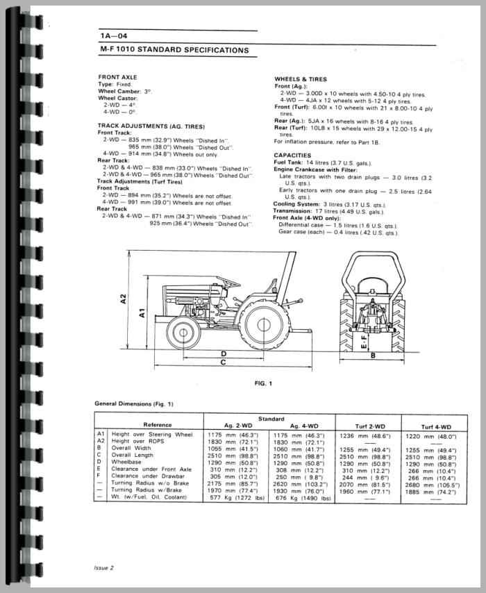 Massey 1045 Wiring Diagram - Enthusiast Wiring Diagrams •