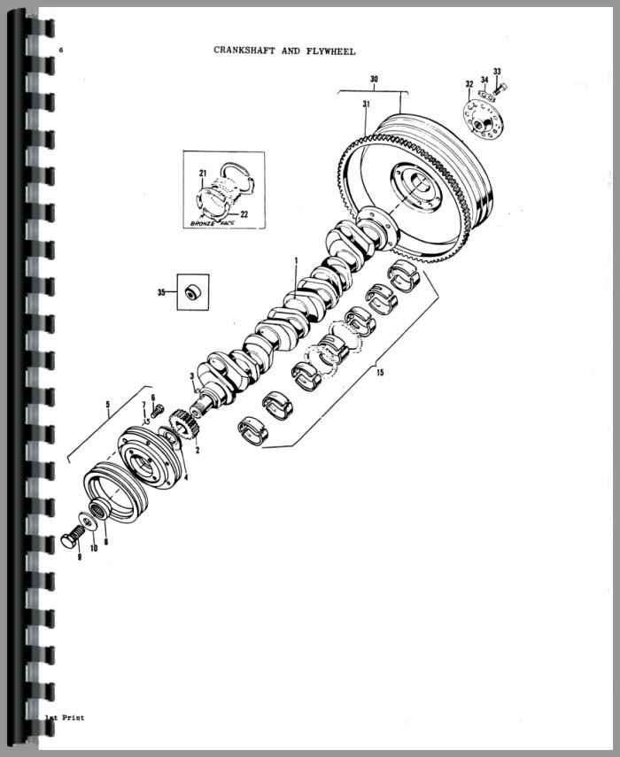 Massey Ferguson Part Numbers : Massey ferguson tractor parts manual