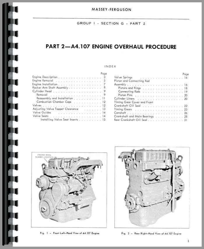 massey ferguson 130 tractor service manual rh agkits com massey ferguson manuals service manual massey ferguson manual pdf