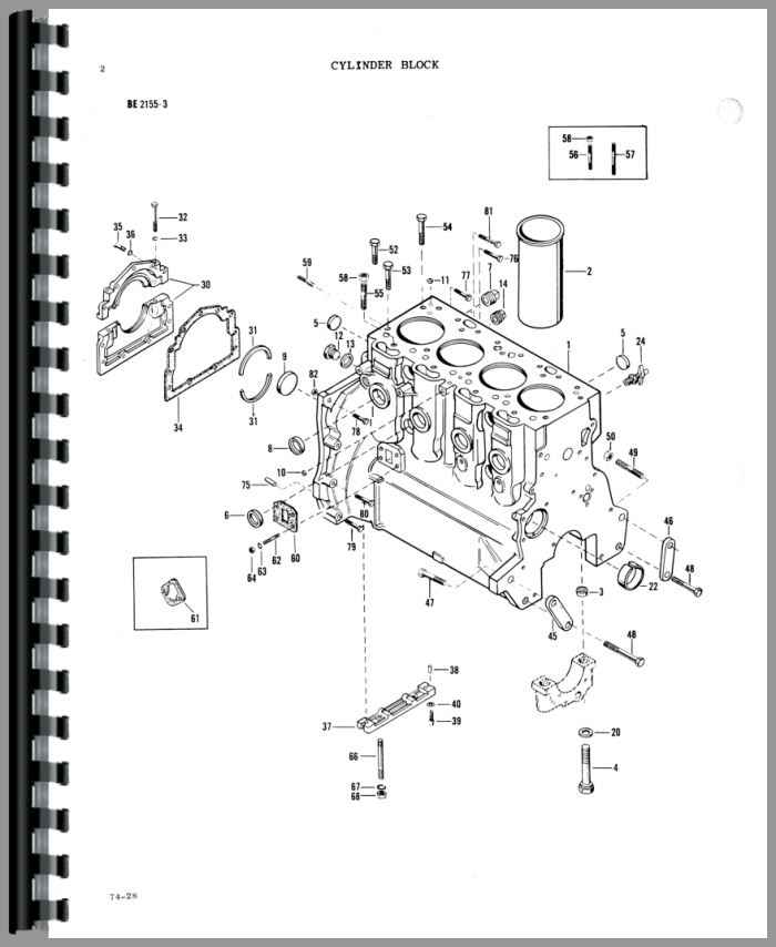 Massey Ferguson 65 Parts Diagram : Massey ferguson parts breakdown bing images