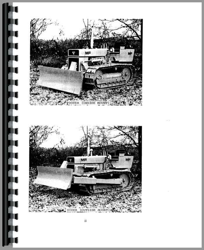 massey ferguson 1532 owners manual
