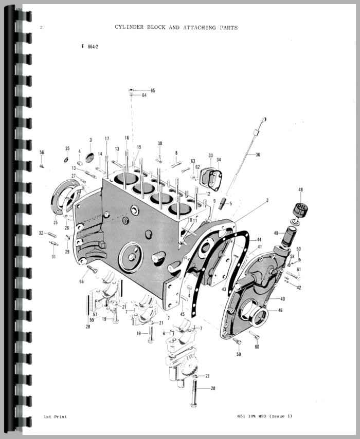 Massey Ferguson 65 Parts List : Massey ferguson industrial tractor parts manual