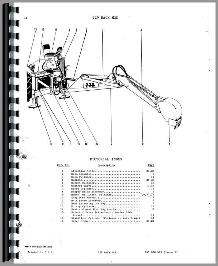 ford 4500 tractor wiring diagram
