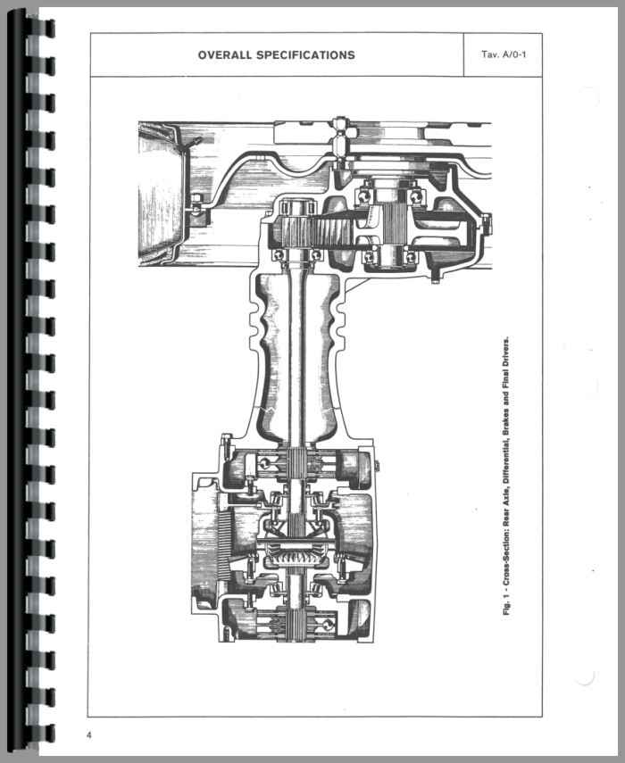 massey ferguson 254 tractor service manual rh agkits com massey ferguson 255 service manual Massey Ferguson 243 Parts Diagram