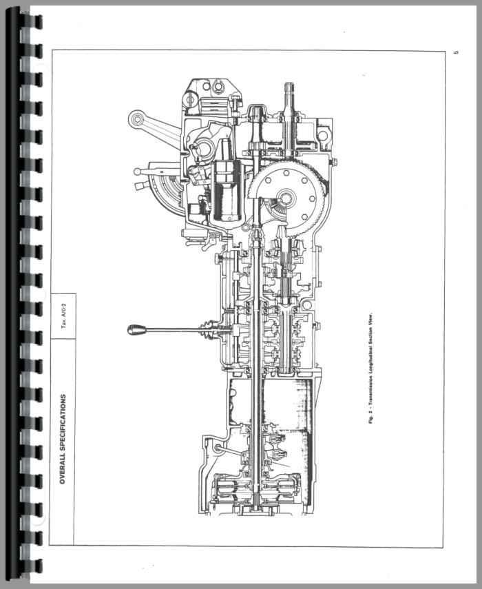 massey ferguson 274 tractor service manual rh agkits com massey ferguson 274 manual Old Massey Ferguson Tractors