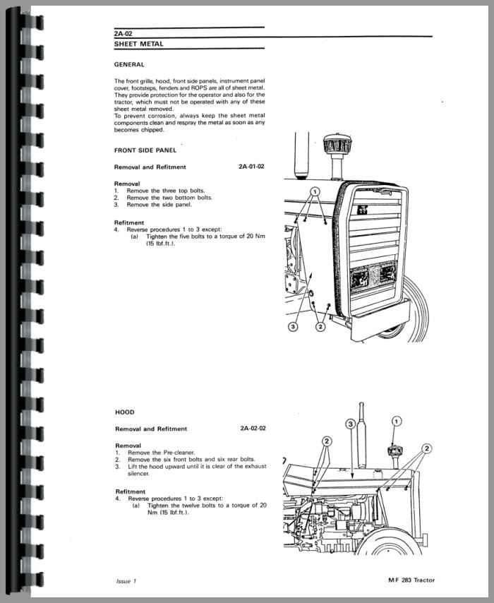 massey ferguson 275 parts diagrams fuel car parts and wiring diagram images