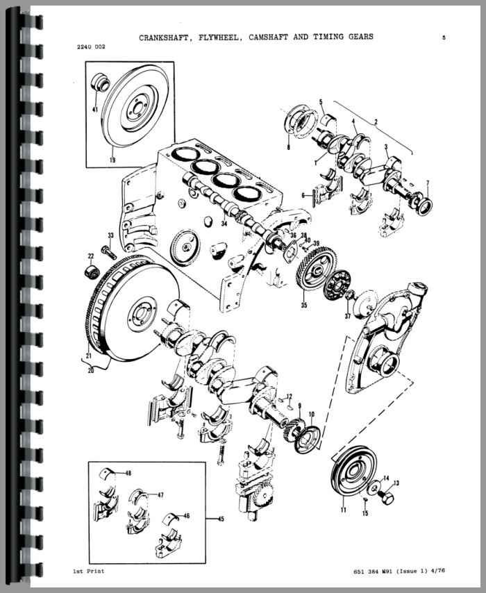 Massey Ferguson 30b Industrial Tractor Parts Manual Htmh Pmf30b on Diesel Fuel Filters