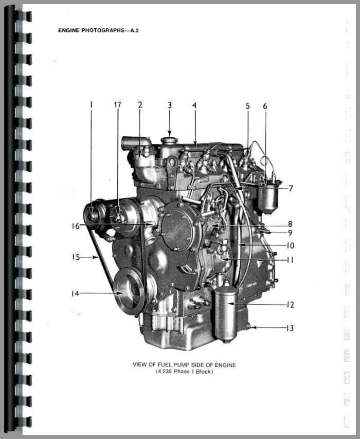 massey ferguson 383 parts diagram