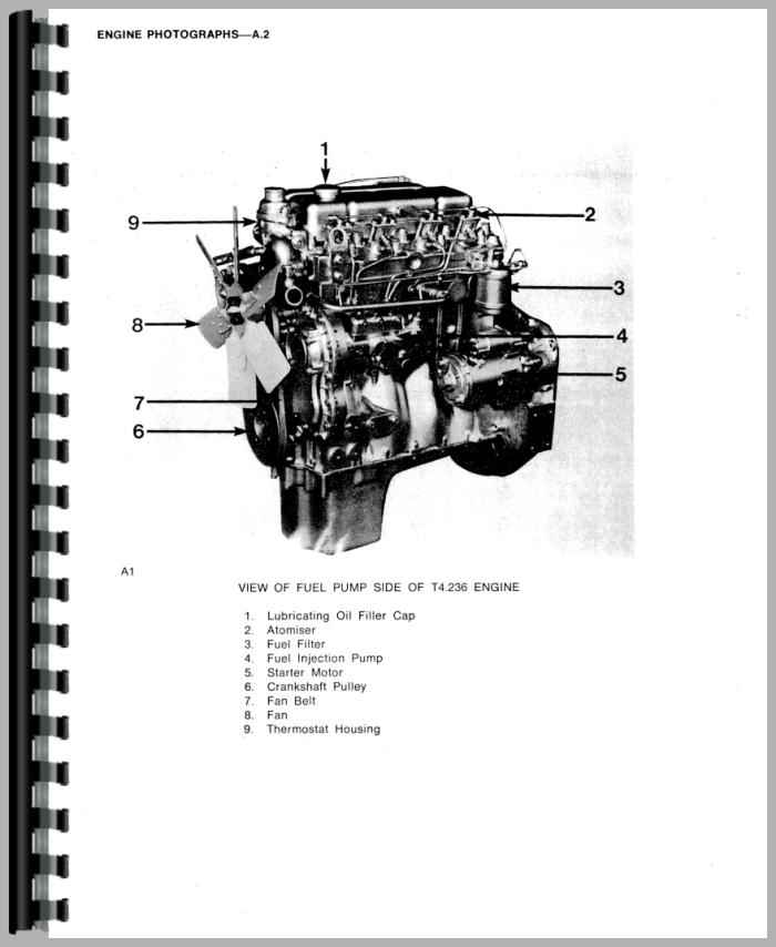 massey ferguson 384s engine service manual rh agkits com