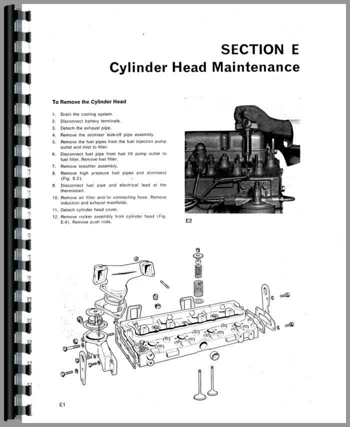 mf 245 tractor wiring diagram
