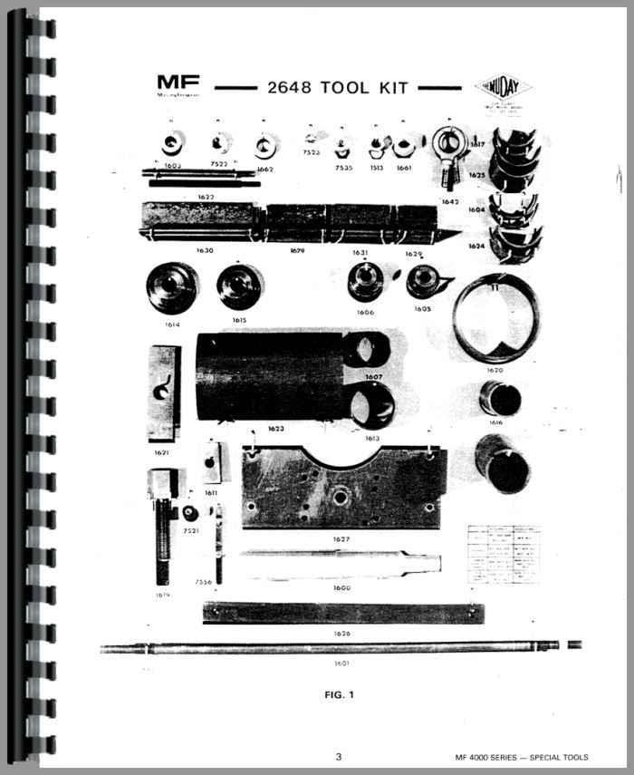 massey ferguson 471 service manual