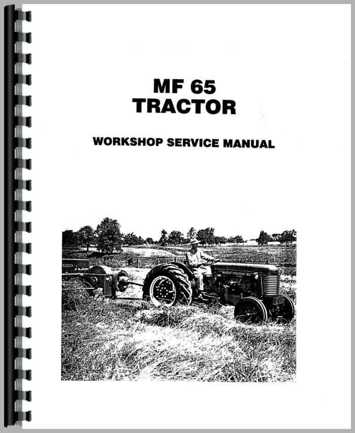 massey ferguson 65 tractor service manual rh agkits com massey ferguson 65 service manual download massey ferguson 65 service manual pdf