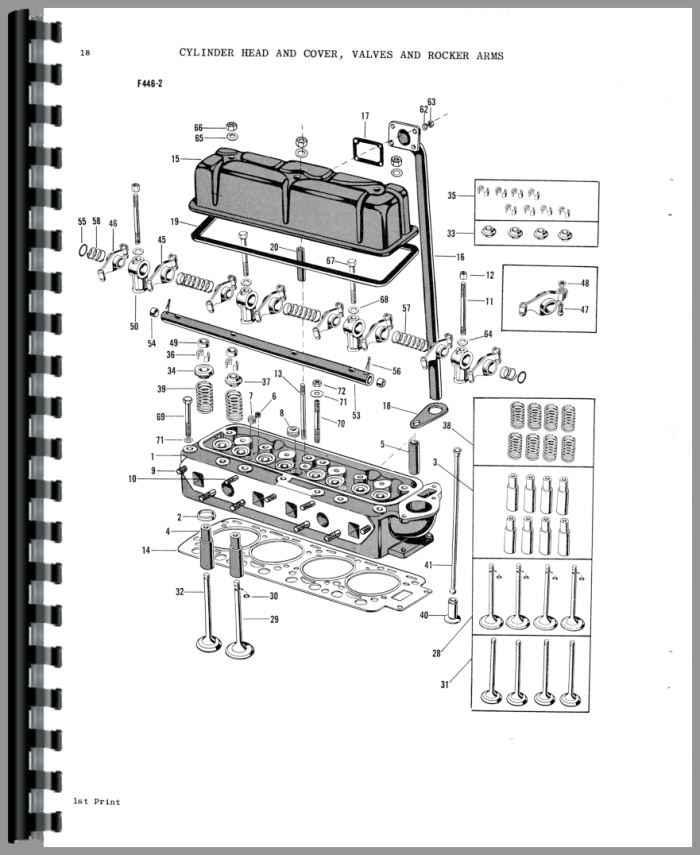 Massey Ferguson 150 Parts Diagram : Massey ferguson tractor parts manual