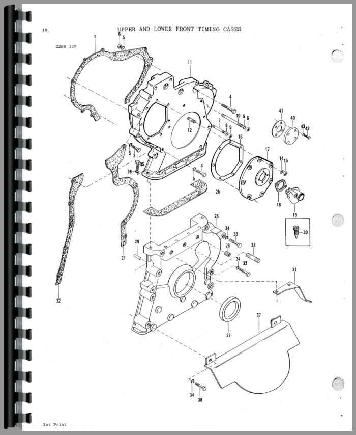 Massey Ferguson 65 Wiring Diagram - Roslonek.net