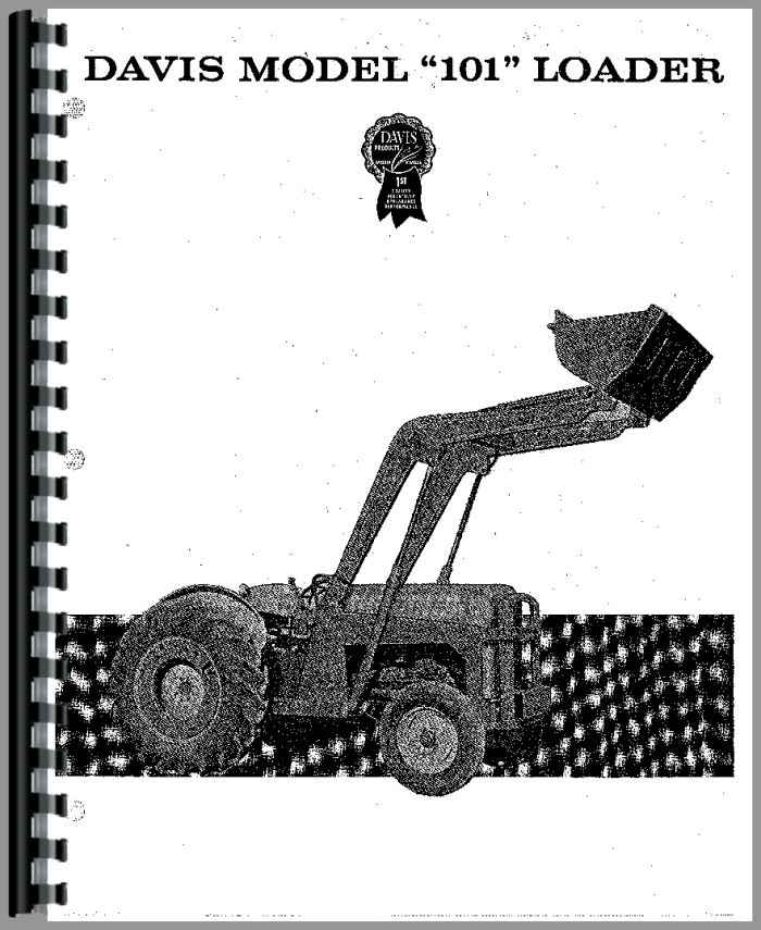 ferguson to20 loader attachment service manual rh agkits com ferguson to-20 manual download ferguson to30 manual free download