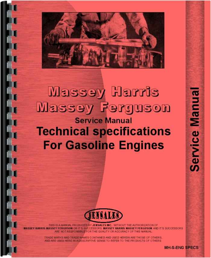 massey harris all continental z134 service manual rh agkits com Continental Z134 Oil Filter Continental Z134 Oil Filter