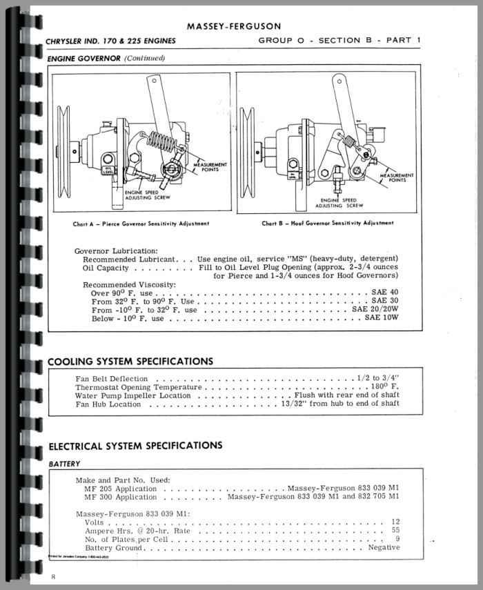 massey harris all continental z134 service manual rh agkits com Continental Z134 Parts Continental Z134 Parts