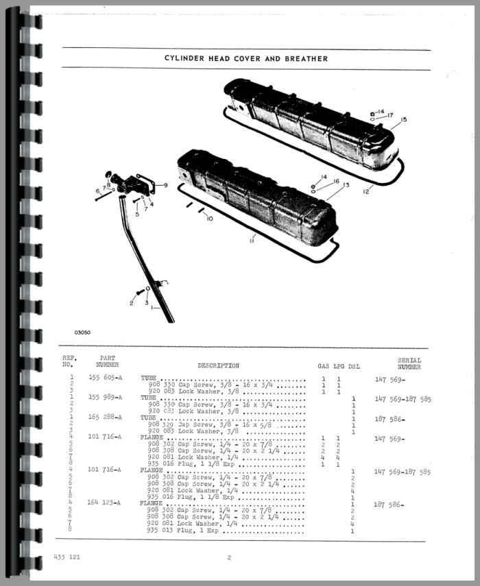 Minneapolis Moline Engine Parts : Minneapolis moline g tractor parts manual