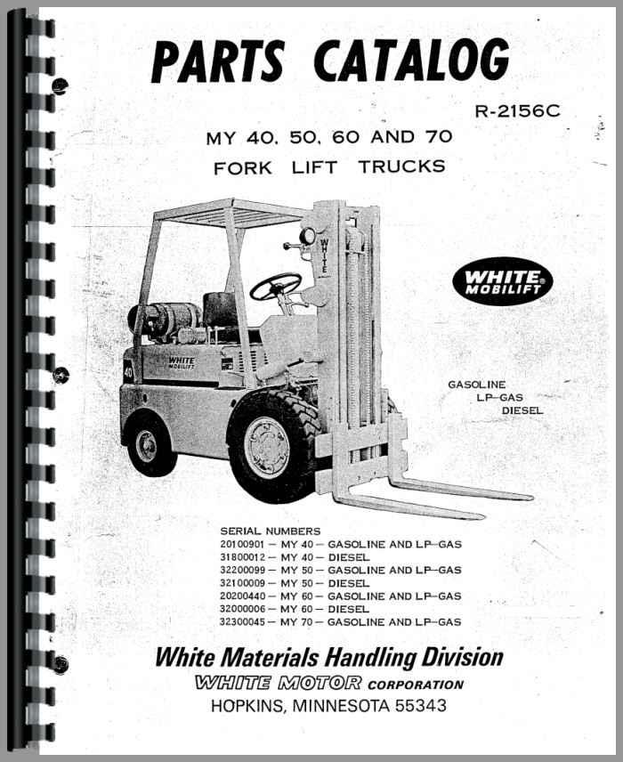 Minneapolis Moline Engine Parts : Minneapolis moline my forklift parts manual