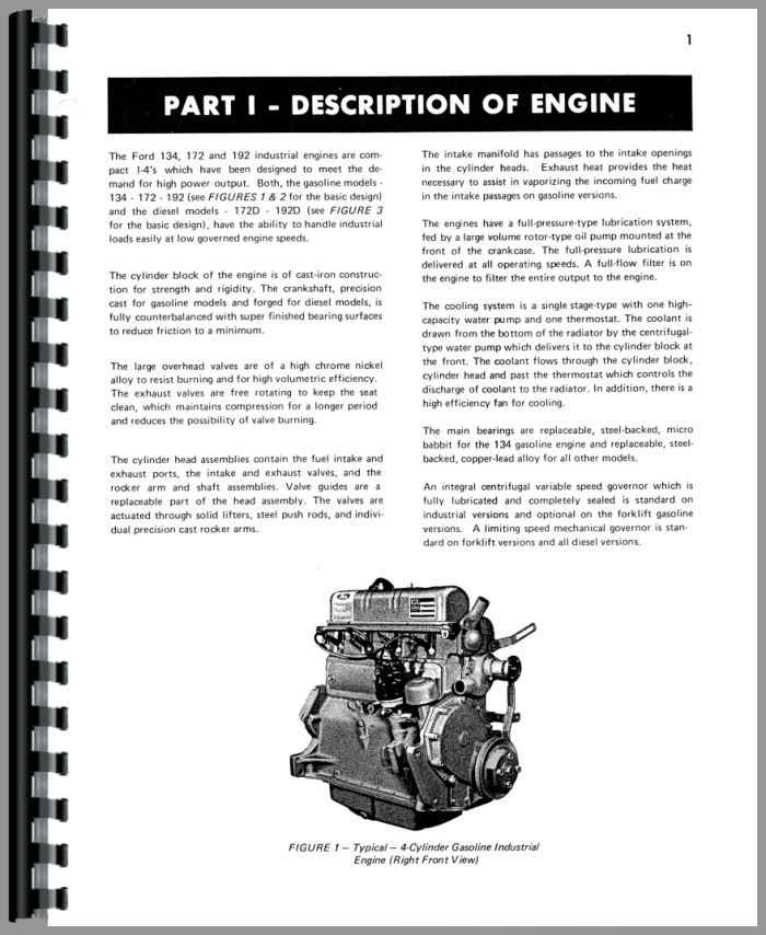 new holland l778 engine service manual rh agkits com Diesel Engine Service Ephrata PA Small Diesel Engines