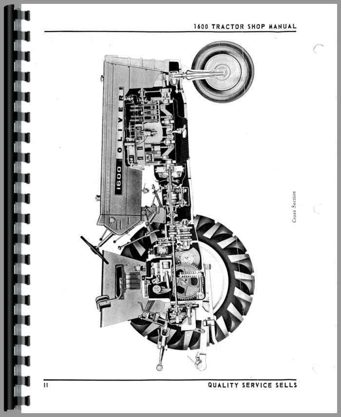 Oliver 1600 Tractor Manual_97238_3__74912 oliver 1600 tractor service manual oliver 1600 wiring diagram at gsmportal.co