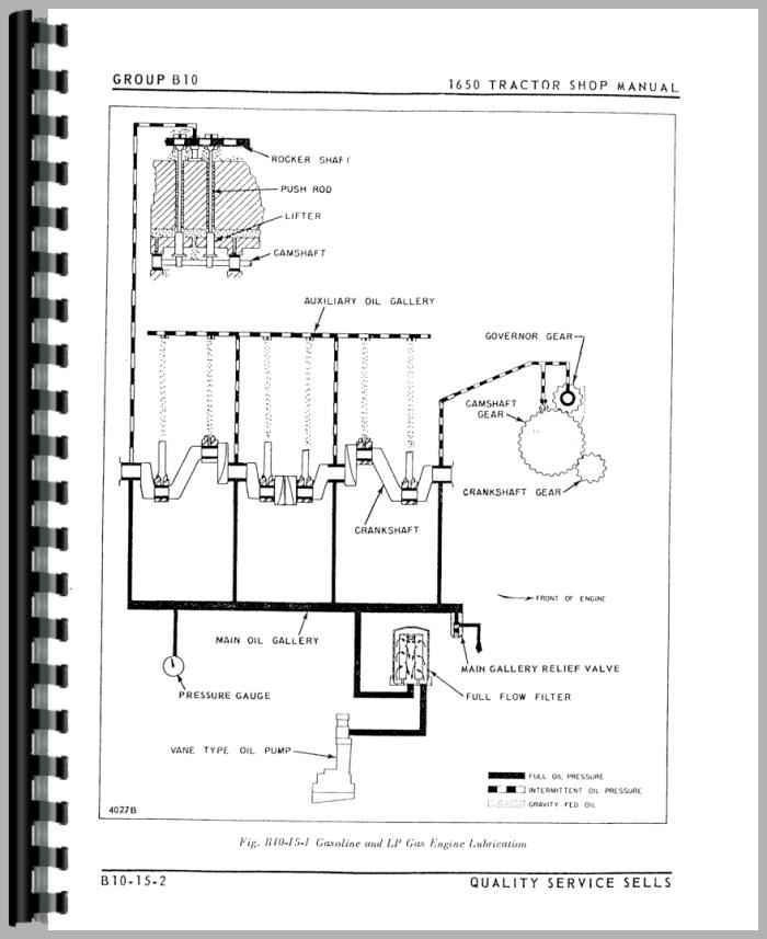 oliver tractor schematics oliver free engine image for user manual