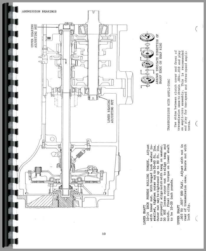 John Deere 4300 Ignition Wiring Diagram John Tractor