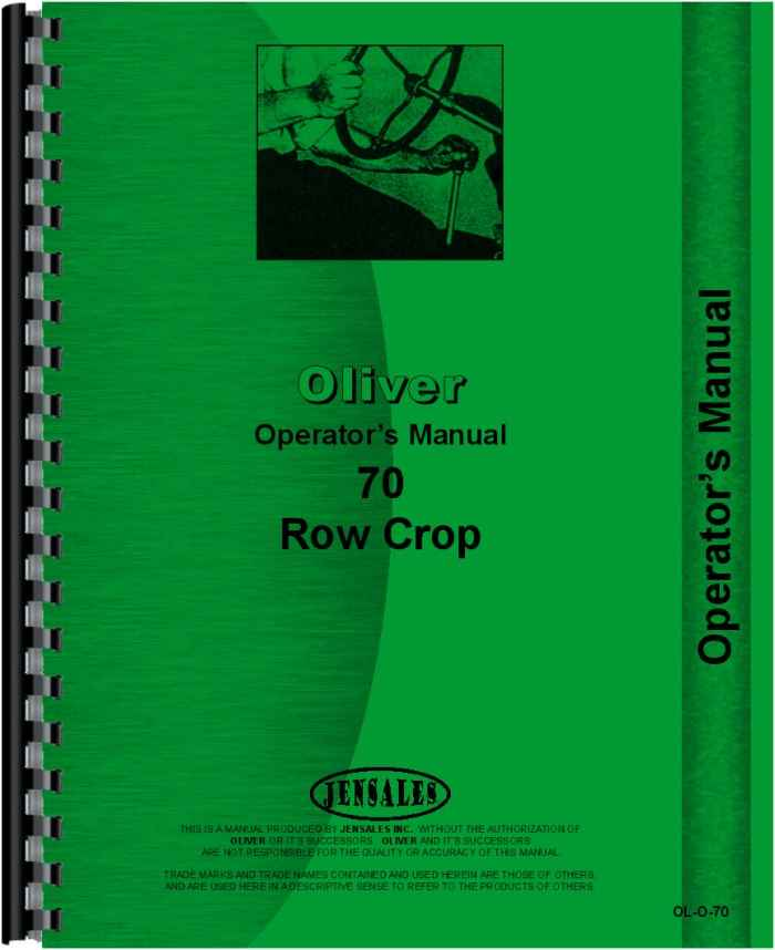 Oliver 70 Tractor Manual_97425_1__91909 oliver 70 wiring diagram oliver 66 wiring diagram, oliver 77 oliver 77 wiring diagram at edmiracle.co