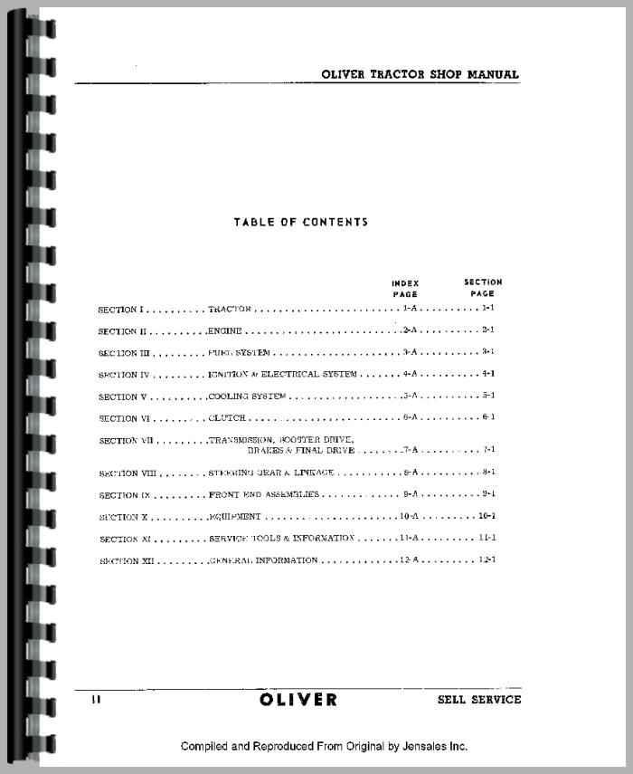 Oliver Super 55 Schematic - Wiring Diagram Data on