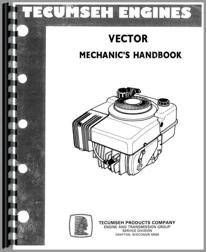 tecumseh vector engine service manual rh agkits com 10 hp tecumseh engine service manual tecumseh engine service manual tvm140