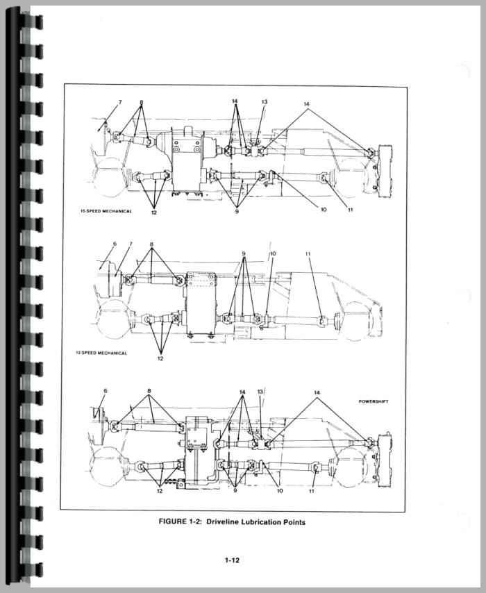 versatile 846 tractor service manual 6 volt tractor wiring diagram versatile tractor wiring diagram #9