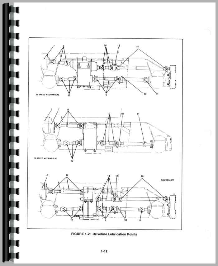 Versatile Tractor Wiring Diagram - DATA Wiring Diagrams •