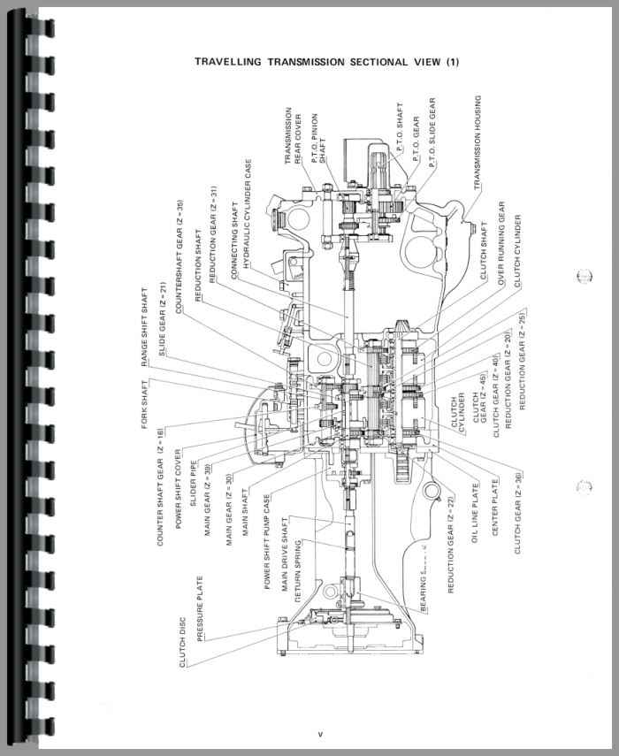 Yanmar YM186 Tractor Manual_98743_3__57395 ym 186 wiring diagram wiring diagrams  at n-0.co