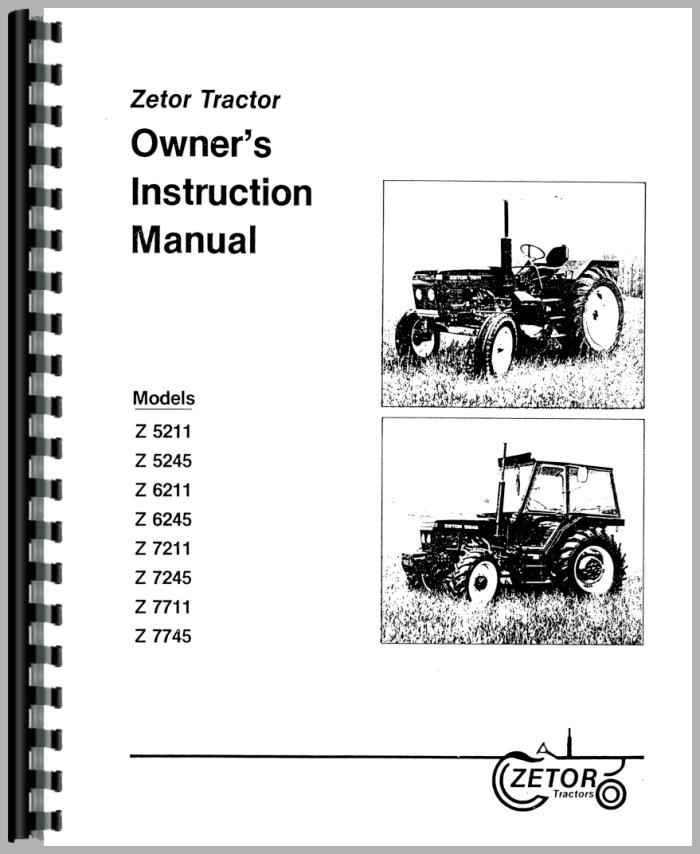 Zetor Tractor Replacement Parts : Used zetor wiring diagrams repair scheme